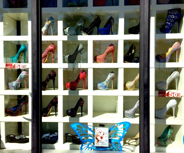 Shoes in Miami