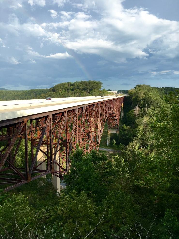 West Virginia Bridge 2017